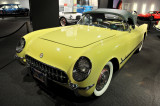 1955 Chevrolet Corvette (BR) ... The Corvette was the first American fiberglass car produced in large numbers.