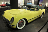 1955 Chevrolet Corvette, from collection of Frederick J. and Chris A. Roth ... The Corvette had poor sales in its early years.