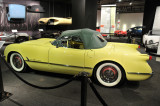 1955 Chevrolet Corvette ... based on 1953 EX-122 show car