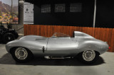 1956 Jaguar D-Type ... This particular car finished 3rd overall in Sebring in 1956.
