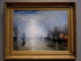 (10) Joseph Mallord William Turner, Keelmen Heaving In Coals by Moonlight, 1835