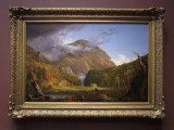 (11) Thomas Cole, A View of the Mountain Pass Called the Notch of the White Mountains (Crawford Notch), 1839