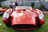 Radnor Hunt Concours d'Elegance, Significant Ferraris -- September 2012