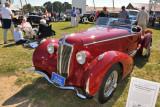 St. Michaels Concours d'Elegance, Part 1: Prewar Automobiles -- September 2012