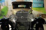 1931 Cadillac 355 Sedan, on loan from the Cadillac LaSalle Club Museum