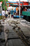 Trawling rope