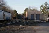 Tate GNRR Railroad Repair Shop