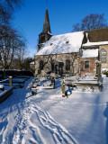 Winter promenade d'hiver