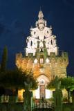 Nyons (Drome) , la tour Randonne