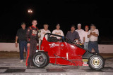 9-18-10 BCRA Midgets , Supermodifieds