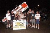 5-17-08 GSC  Dave Bradway Jr. Memorial Silver Dollar Speedway