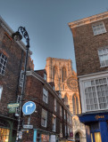 The Minster From Stonegate View