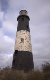 Old Lighthouse At Spurn Point