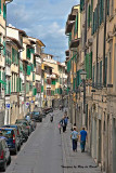 A side street in Florence