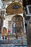 The altar at the Cathedral of St. Andrew (Amalfi Cathedral)