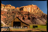Gifford Homestead Barn - Capitol Reef National Park, UT