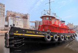 Oldest  Largest Tugboat preserved in Canada