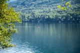 Bohinjsko Jezero (Lago di Bohinj)