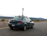 Google's Image Mapping Mobile