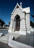Tomb in Santa Clara Mission Cementary, Santa Clare, California