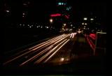 Dt Boston at night