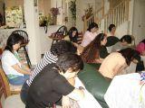眾人祝福禱告