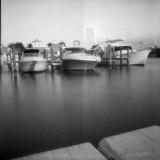 pinholed boats