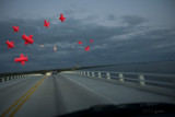 an unknown entity declares war on the causeway tolls