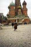 me in red square
