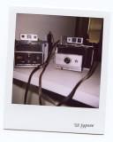 two old polaroids