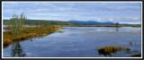 Tupper Lake from Simon Pond