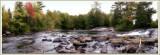 Horseshoe Lake Inlet From Bridge