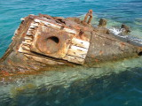 Remains of Shipwreck