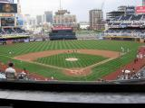 View from the PETCO Suite at PETCO Park