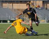 Soccer:  Los Alamos vs St Pius X BV -- 10/9/08