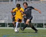 Soccer:  Los Alamos vs Taos BV -- 10/18/08
