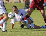 Soccer: 2008 NM HS State Tournament Pool Play -- Thursday 10/30/2008