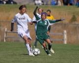 2008 NM State HS Soccer 4A Semifinal -- Los Alamos vs Volcano Vista -- 11/6/2008