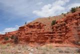 Red Sandstone Cliffs (7250)