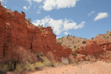 Red Sandstone Cliffs (7260)