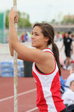 Girls Pole Vault A Flight (3478)