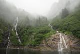 Misty Fjords Waterfalls (6002)