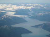 Taku Glacier from the Air (0459L)