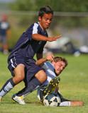 Soccer: Aztec vs Goddard BV -- Sept 3 2010