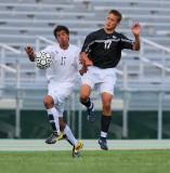 Soccer: Goddard vs Piedra Vista BV -- Sept 4 2010