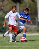 Soccer: Roswell vs Los Lunas BV -- Sept 4 2010