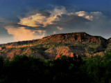 Canyon Thunderstorm