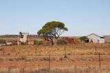 Abandoned farm near Petersborough