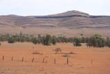 Desert Landscape near Blinman