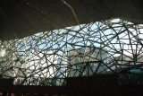 Impression  of Federation Square building